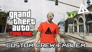 Download GTA Online - Importing a Custom Image Into Rockstar Social Club Crew Emblem Tutorial Video