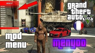 Download GTA 5 PC : AVOIR UN MOD MENU 'Menyoo' EN SOLO ! (PRÉSENTATION + TUTO de A à Z) Video