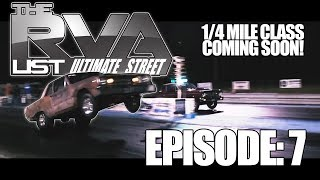 Download The RVA List Top 10 Episode 7 Street Car Shootout Heads Up Drag Racing Video