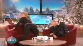 Download CARMEN ELECTRA AND ELLEN DANCE TO NAUGHTY GIRL! Video