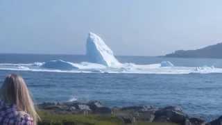 Download Iceberg collapse Video