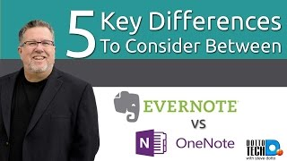 Download Evernote vs Onenote - 5 Key Differences Video
