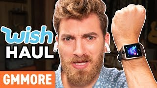 Download Wish Haul ($15 SMART WATCH??) Video