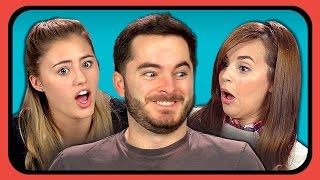 Download YouTubers React to Don't Hug Me I'm Scared 5 Video
