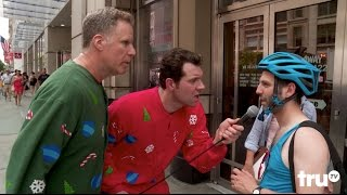 Download Billy on the Street: Christmas with Will Ferrell! Video