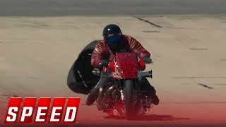 Download Jay Turner vs. Mike Scott - Topeka Top Fuel Harley Final | 2017 NHRA DRAG RACING Video