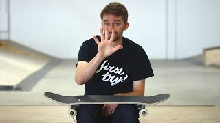 Download THE 5 EASIEST SKATEBOARD TRICKS FOR BEGINNERS Video