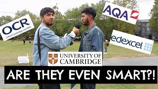 Download Asking Cambridge University Students GCSE Questions! Video