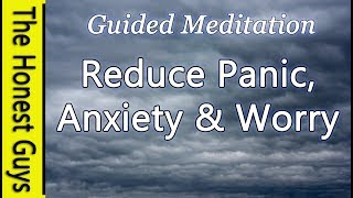 Download 🎧Guided Meditation: Reduce Panic, Anxiety & Worry (Healing Autogenic Meditation) Video