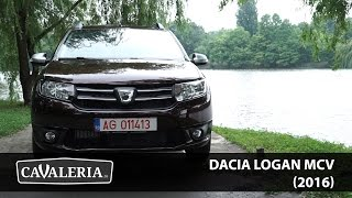 Download Dacia Logan MCV Easy -R - Cutie automată (2016) - Cavaleria.ro Video