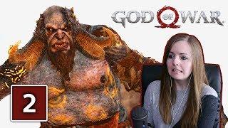 Download FIRST BOSS! | God Of War PS4 Gameplay Walkthrough Part 2 (God Of War 4) Video