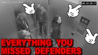 Download Everything You Missed From The Defenders Official Teaser Trailer - Easter Eggs And More Video