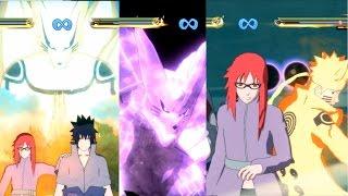 Download Naruto Shippuden Storm 4 Ultimate Karin progress Video