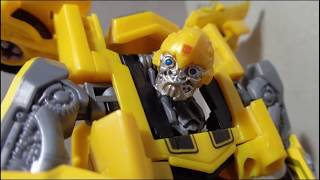 Download Bumblebee Movie - Trailer stop-motion VO Video