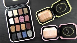 Download TOO FACED Pretty Rich Collection: Live Swatches & Review Video