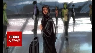 Download 'Why I fled Saudi Arabia and sought asylum in the UK' - BBC News Video