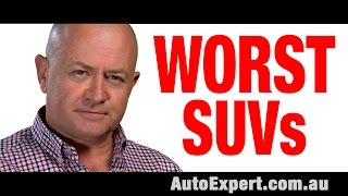 Download Worst 7 Seater SUVs | Auto Expert John Cadogan | Australia Video