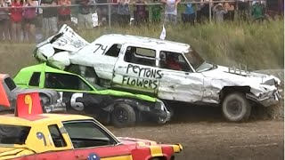 Download 2014 Gander Demolition Derby - Big Car Heat Video