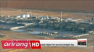 Download OPEC deal pushes oil price sharply higher for second straight day Video
