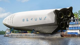 Download How will SpaceX transport the BFR? Video
