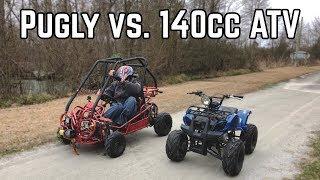 Download 140cc ATV vs. Pugly Exploration Video