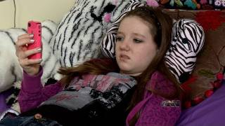 Download Brain-Dead Teen, Only Capable Of Rolling Eyes And Texting, To Be Euthanized Video