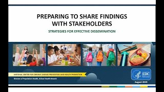 Download Preparing to Share Findings With Stakeholders Video