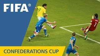 Download Italy 2:4 Brazil, FIFA Confederations Cup 2013 Video
