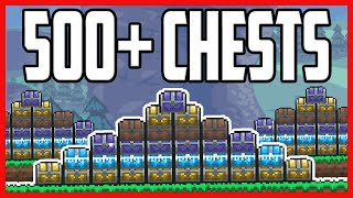 Download Loot From EVERY Single Chest In Terraria Video
