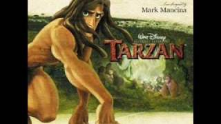 Download Tarzan Soundtrack- Two Worlds (Phil Collins Version) Video