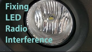 Download Fixing LED Headlight Radio Interference Video