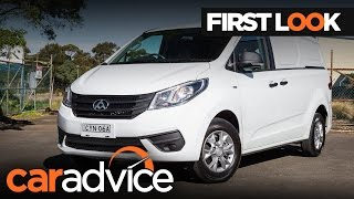Download 2017 LDV G10 Turbo First Look Review | CarAdvice Video