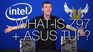 Download What is the Z97 Express Chipset ft. ASUS TUF Motherboards - Sabertooth + Gryphon Video