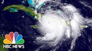 Download Hurricane Matthew Threatens The U.S. | NBC News Video