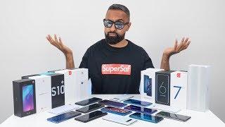 Top 5 BEST Smartphones of 2019... So Far