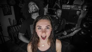 Download Toto - Africa (metal cover by Leo Moracchioli feat. Rabea & Hannah) Video