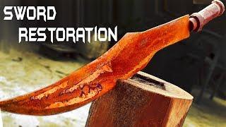 Download Rusted GREEK SWORD - Impossible RESTORATION Video