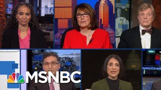 Download Legal Experts: Mueller, Feds Just Upped Trump's 'Legal Exposure'   The Beat With Ari Melber   MSNBC Video