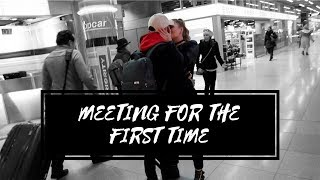 Download MEETING FOR THE FIRST TIME | Long Distance Relationship | USA - Germany Video