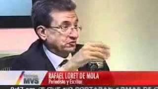 Download Rafael Loret de Mola descalifica a su hijo Carlos Loret de Mola Video
