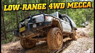 Download LOW-RANGE 4WD MECCA • Muddy, sloppy, gnarly!! Video