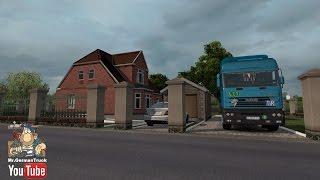Download [ETS2 v1.26] Home Sweet Home Mod @ Paris *Vive la France* Video