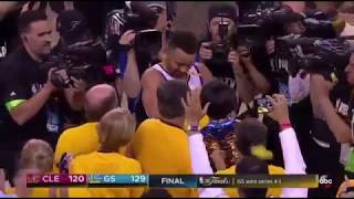 Download Last 5 Minutes of game 5 of the 2017 NBA Finals Video