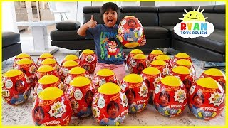 Download Giant Easter Egg Hunt Surprise Toys for kids Pretend Play with Ryan!!! Video