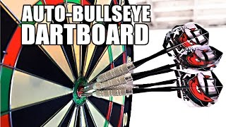 Download Automatic Bullseye, MOVING DARTBOARD Video