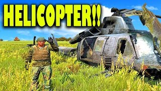 Download DayZ Standalone - HELICOPTER HUNTING!! DayZ .60 Update Gameplay | (DayZ PVP Standlone) Video