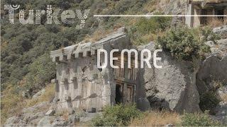 Download Demre Tanıtım Filmi | Demre Antalya Turkey Video