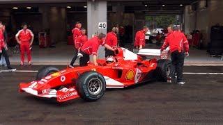 Download Ferrari Formula 1 F2001 - EPIC V10 SOUNDS!! Video