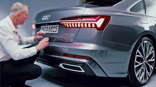 Download Audi A6 (2019) Ready to fight E-Class and 5 Series Video