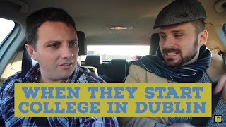 Download When they start college in Dublin.... Video